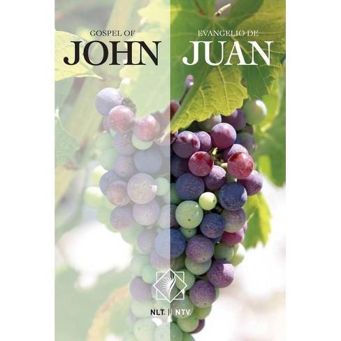 Gospel of John-PR-NLT/Ntv - (Paperback) - image 1 of 1