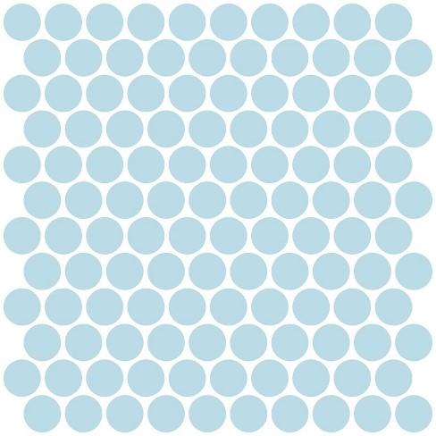 Penny L Stick Backsplash Tiles Blue Brewster