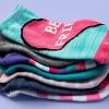 Girls' 7pk No Show Best Friends Print Socks - More Than Magic™ - image 2 of 2