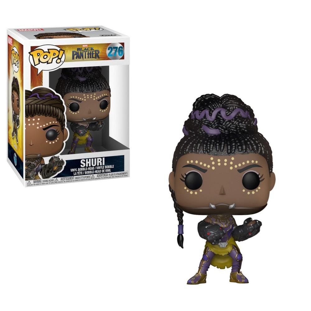 Funko Pop! Marvel: Black Panther- Shuri Mini Figure