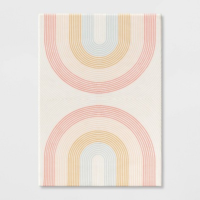 Rainbow Tapestry Rug - Pillowfort™