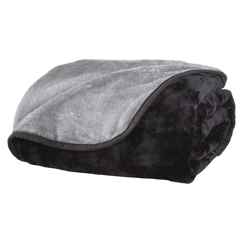 All Seasons Reversible Plush Blanket - image 1 of 1
