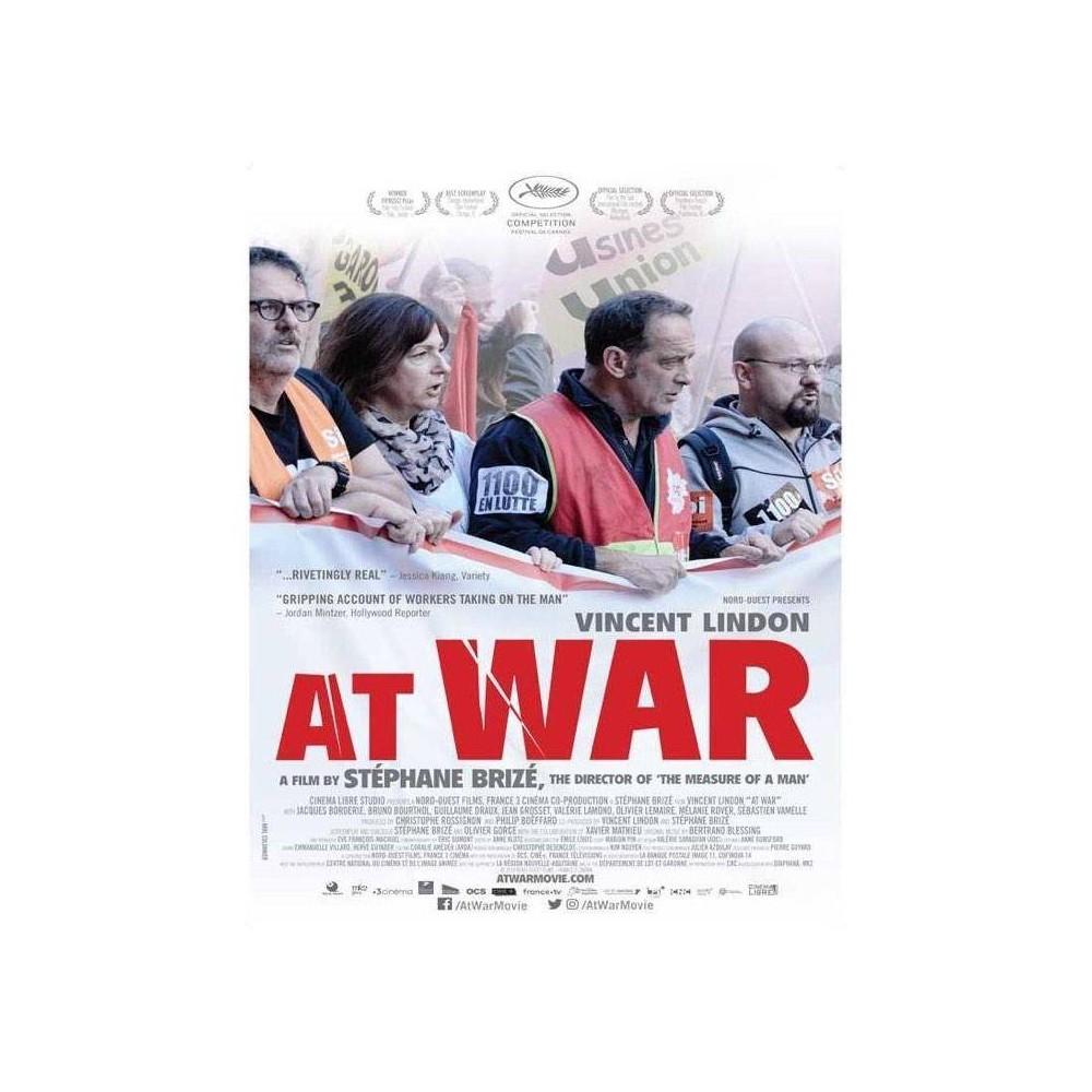 At War Blu Ray