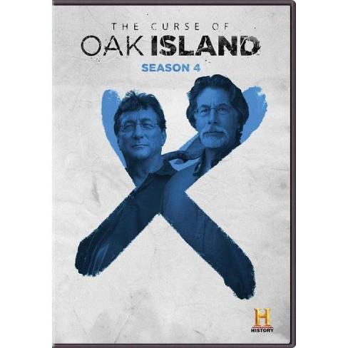 The Curse of Oak Island: Season 4 (DVD) - image 1 of 1