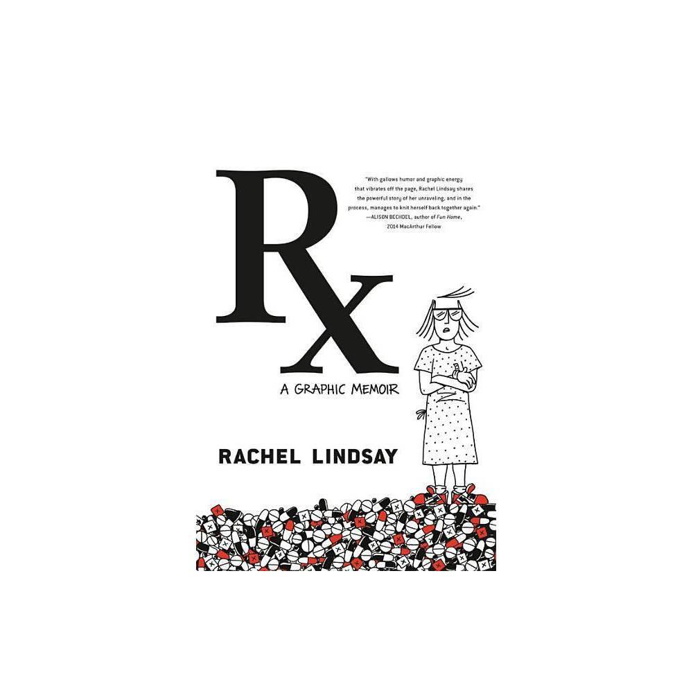 Rx By Rachel Lindsay Hardcover