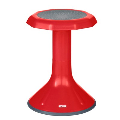"""ECR4Kids 18"""" ACE Wobble Stool - Active Flexible Seating Chair for Kids - Classrooms and Home"""
