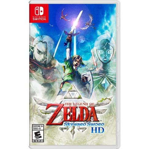 The Legend of Zelda: Skyward Sword HD - Nintendo Switch - image 1 of 4