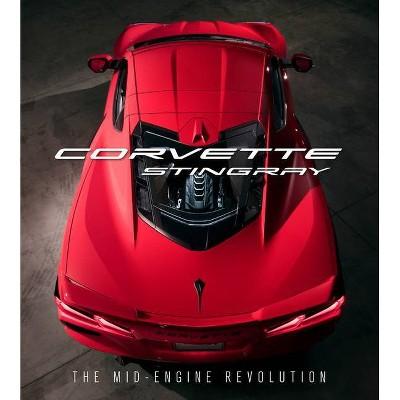 Corvette Stingray - (Hardcover)
