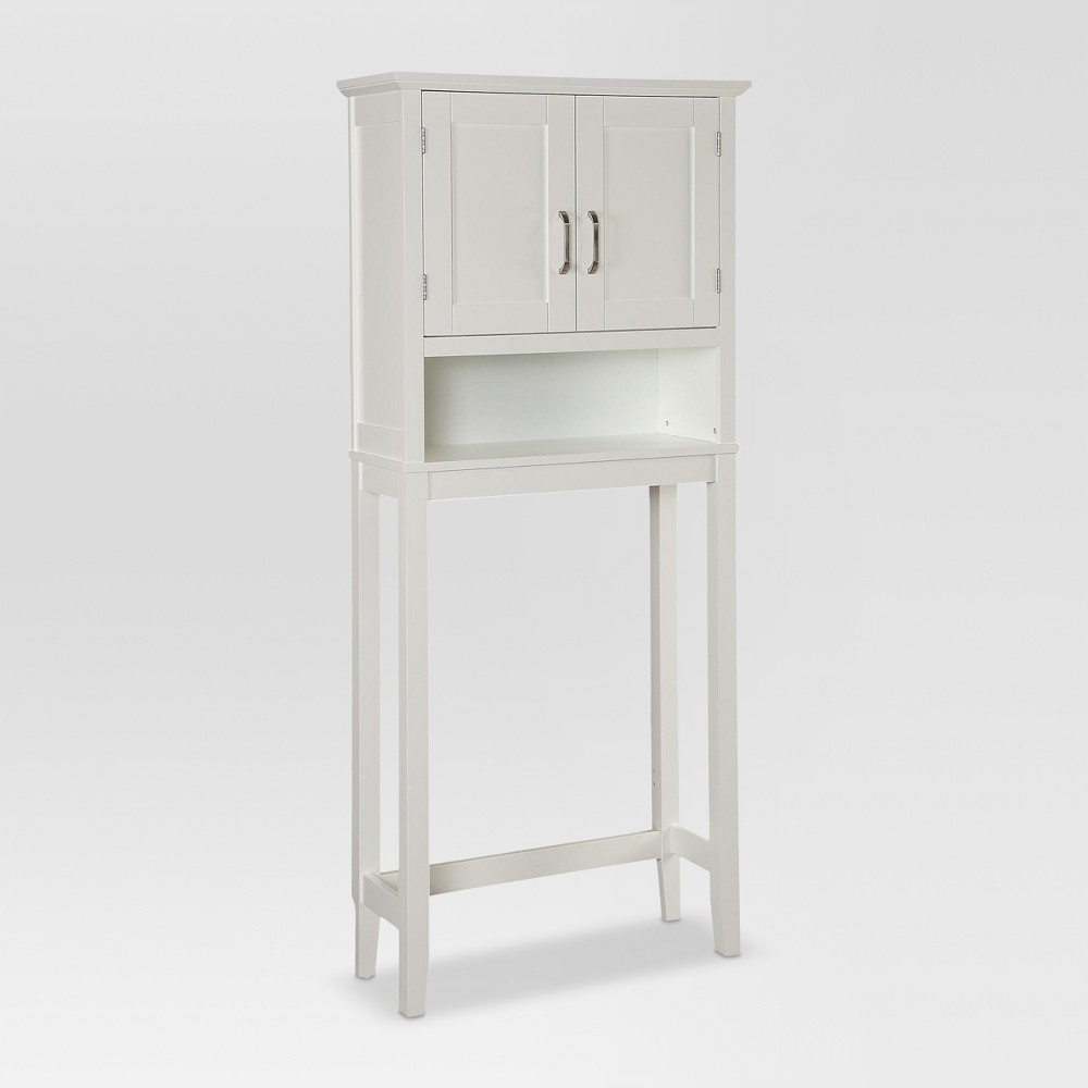 Wood Space Saver Etagere White - Threshold