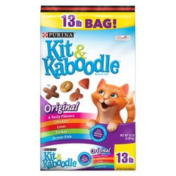 Purina® Kit & Kaboodle Original Dry Cat Food