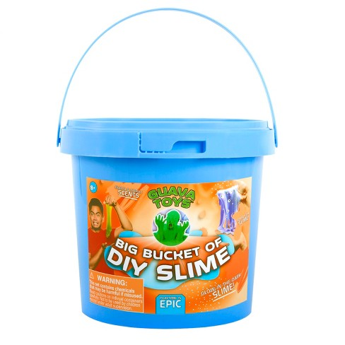 Guava Toys Diy Slime Bucket Target