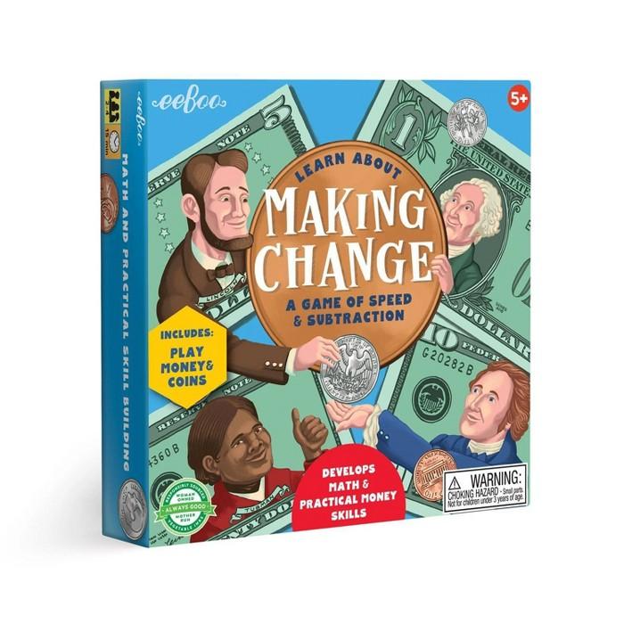 Making Change Game : Target
