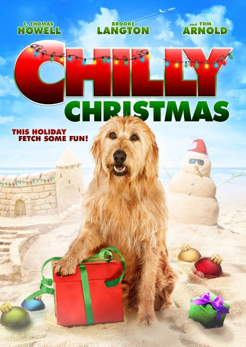 Chilly Christmas (dvd_video) - image 1 of 1