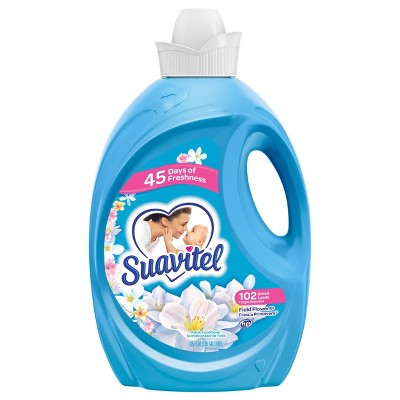 Fabric Softener: Suavitel