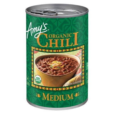 Amy's Organic Medium Chili 14.7oz