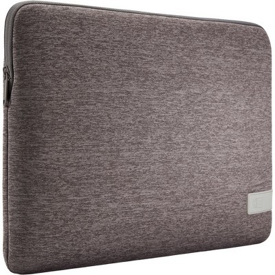 "Case Logic Reflect REFPC-116-GRAPHITE Carrying Case (Sleeve) for 16"" Notebook - Gray - Scratch Resistant - Memory Foam, Plush Interior"