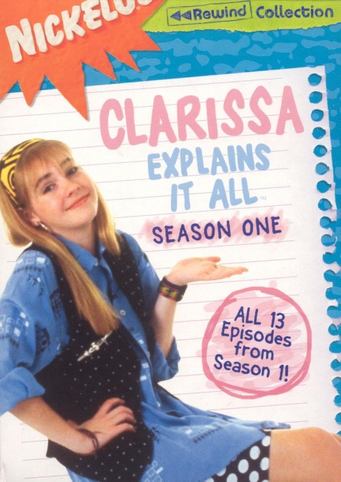 Clarissa Explains It All (DVD) - image 1 of 1