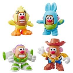 Disney Pixar Toy Story 4 Mr. Potato Head Buzz, Woody, Ducky, Bunny