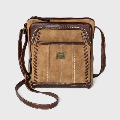 Concept Crossbody Bag - Brown
