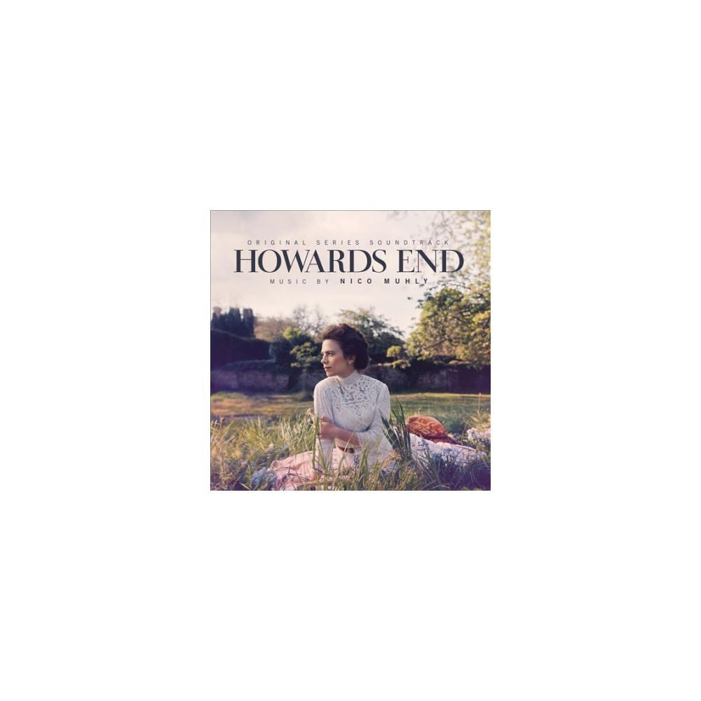 Nico Muhly - Howards End (Ost) (CD)