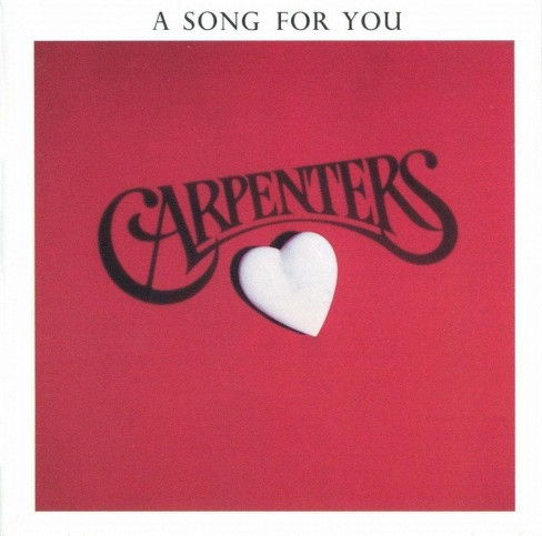 Carpenters - Song for you (CD) - image 1 of 2