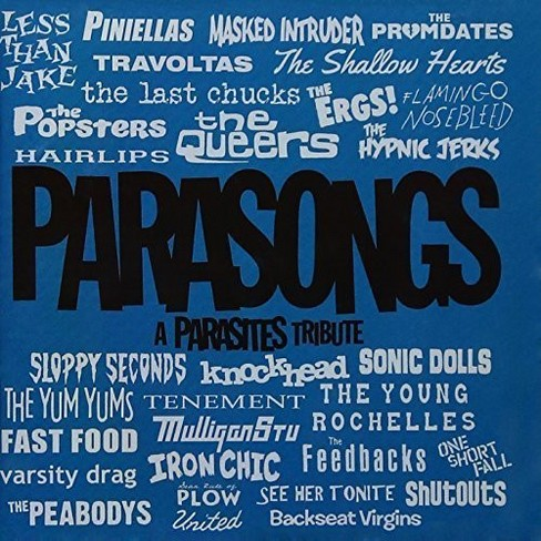 Various - Parasongs:Parasites tribute (CD) - image 1 of 1