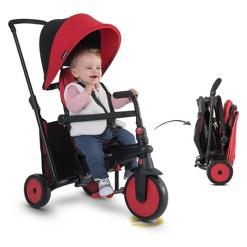 smarTrike smarTfold 300 Plus - Red, Kids Unisex