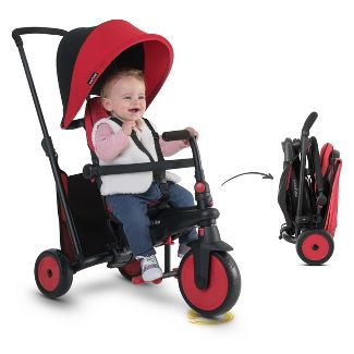 smarTrike smarTfold 300 Plus - Red