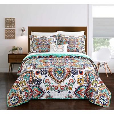 Maha Quilt Set - Chic Home