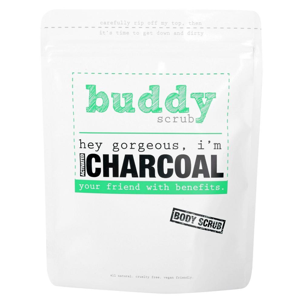 Image of Buddy Scrub Charcoal Body Scrub - 7.05oz