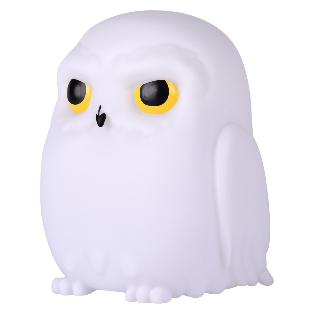 Image of Harry Potter Hedwig Mood Light Table Lamp, White