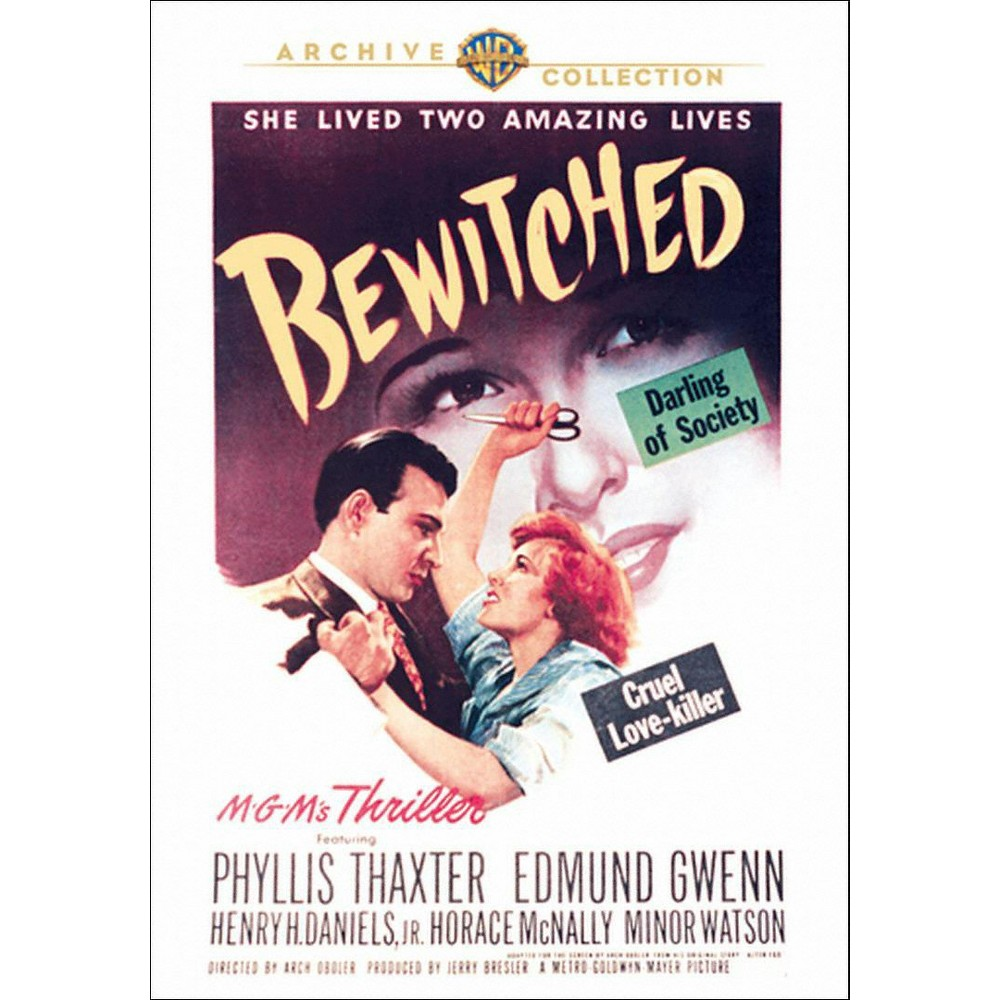 Bewitched Dvd 2012