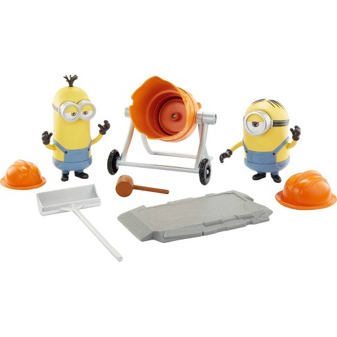 Minions 2: The Rise of Gru Movie Moments Mixed-Up Minions Figure Pk - image 1 of 4