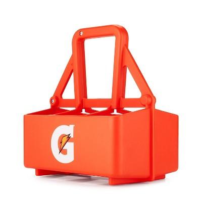 Gatorade 32oz 6pk Bottle Carrier - Orange