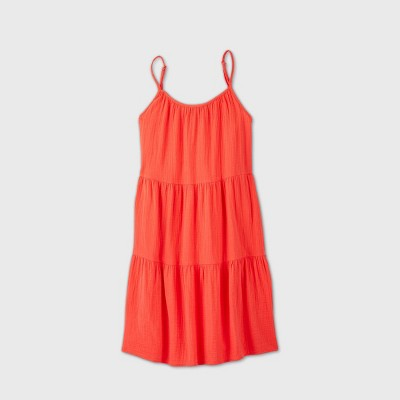 Women's Tiered Tank Dress - Universal Thread™