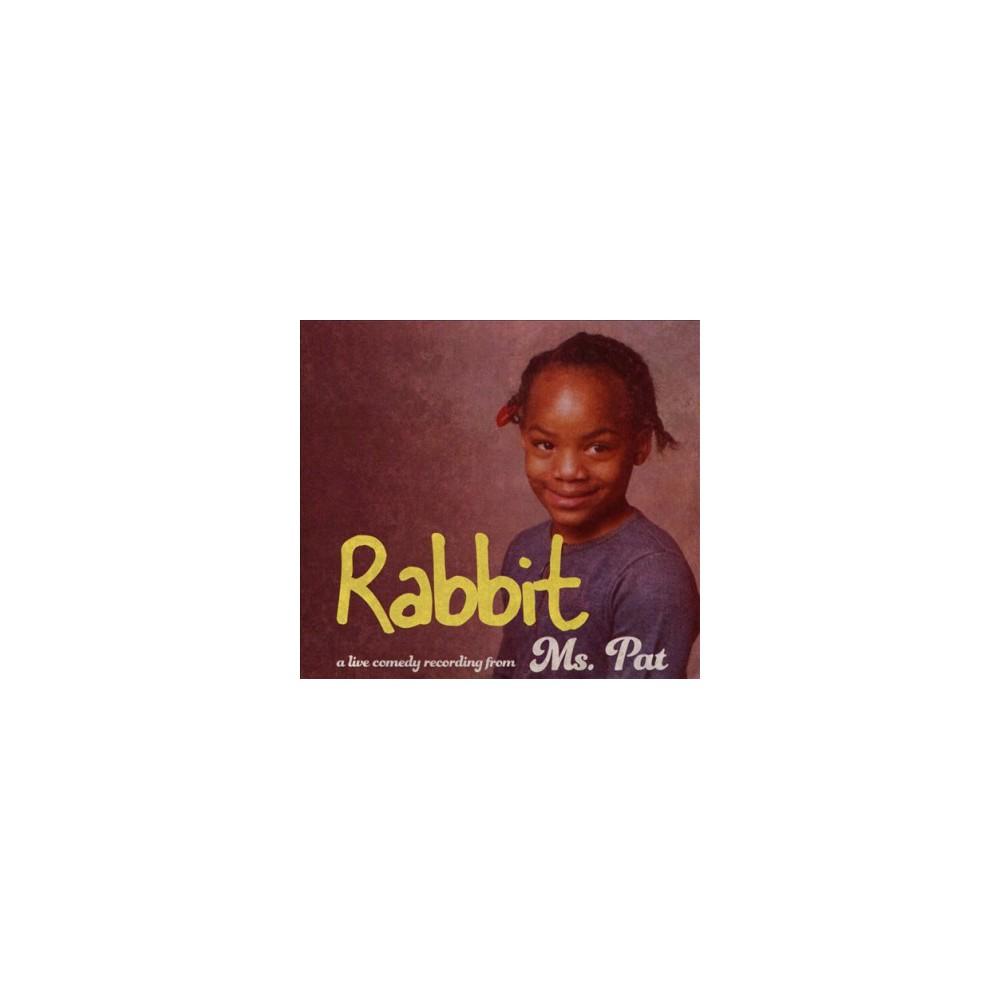 Ms. Pat - Rabbit (CD), Pop Music