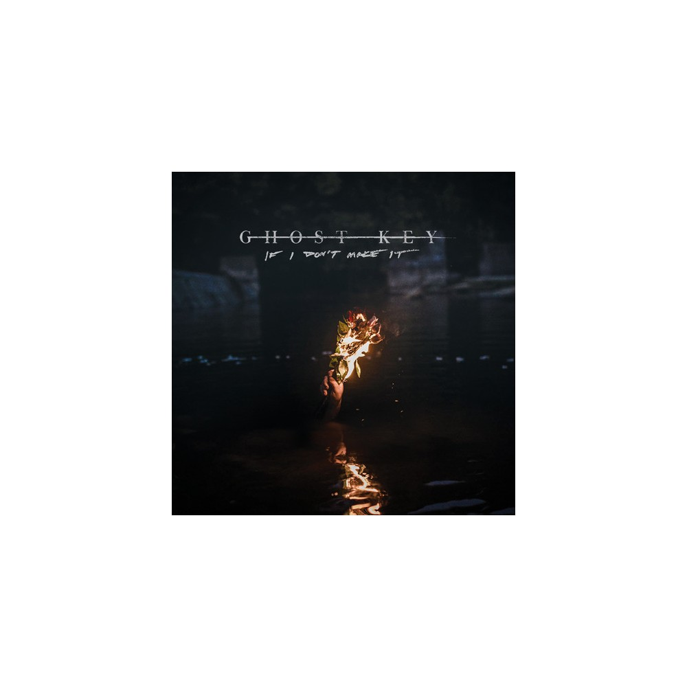 Ghost Key - If I Don't Make It (CD)