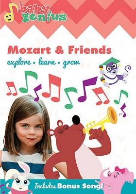 Baby Genius:Mozart & Friends (DVD)