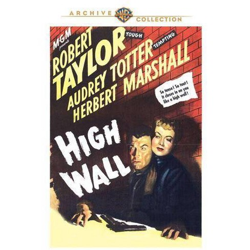 The High Wall (DVD) - image 1 of 1