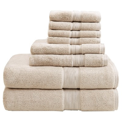 Bath Towel Set - Natural