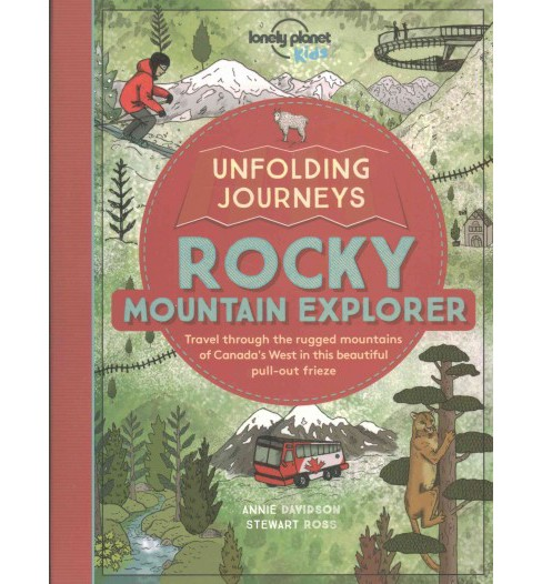 Unfolding Journeys Rocky Mountain Explorer : Travel Through the Rugged Mountains of Canada's West in - image 1 of 1
