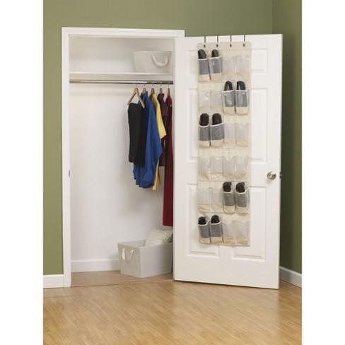 Household Essentials® Cedarline Over-the-Door 24-Pocket Organizer   Target 526647cdd7