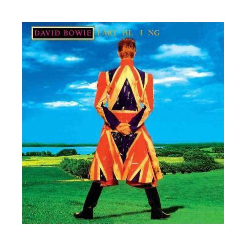 David Bowie - Earthling (CD) - image 1 of 1