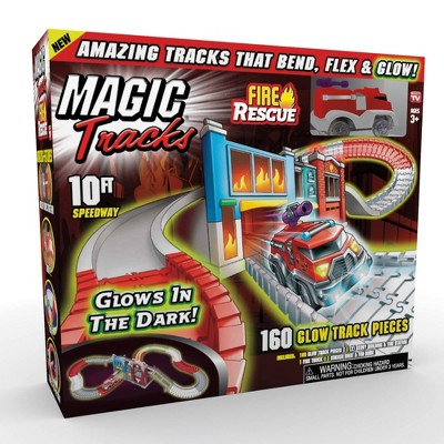As Seen on TV Magic Tracks Fire Inferno