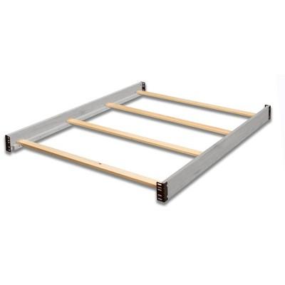 Sorelle 215 Full Size Crib Conversion Rail Stone Gray