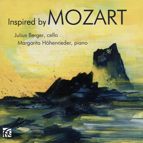 Julius berger - Inspired by mozart (CD) - image 1 of 1