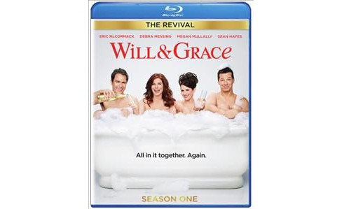 Will & Grace:Revival Season 1 (Blu-ray) - image 1 of 1