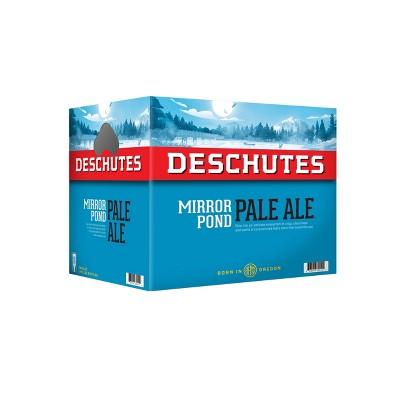 Deschutes Mirror Pond Pale Ale Beer - 12pk/12 fl oz Bottles