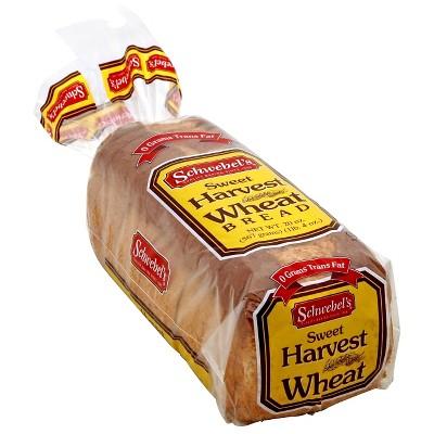 Schwebel's Sweet Harvest Wheat Sandwich Bread - 20oz