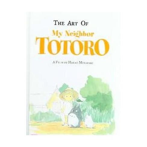 Art Of My Neighbor Totoro Hardcover Nobuhiro Watsuki Target